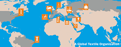 Iskur won the world company identity exporting to more than 30 countries.